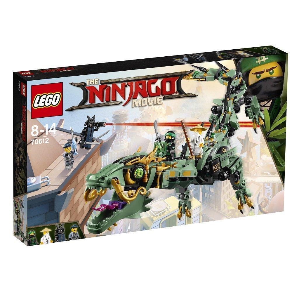 The Lego Ninjago Movie Драконобот зеленого ніндзя 70612