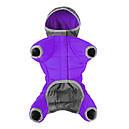Комбінезон Airy Vest One S35 утеплений фіолетовий Collar для собак, фото 3