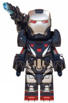 Воитель Мстители Супергерой Марвел Аналог лего