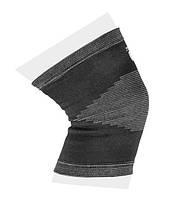 Наколенники спортивные, Бандаж на коленный сустав Power System Knee Support L Black-Grey PS-6002 SKL24-190173