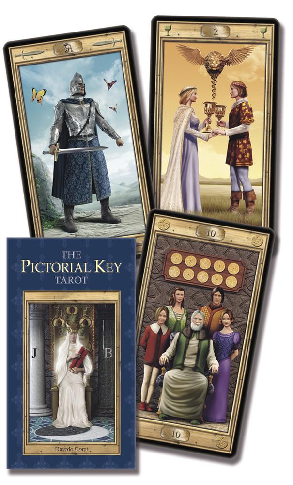 Pictorial Key Tarot/ Таро Универсальный Ключ