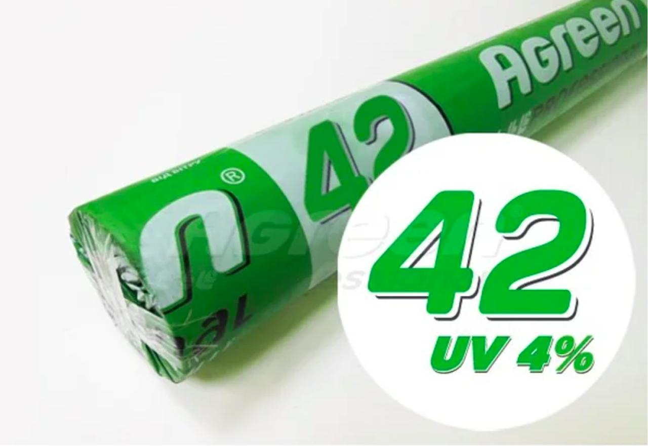 Агроволокно Agreen 9.5*100м Р-42 біле