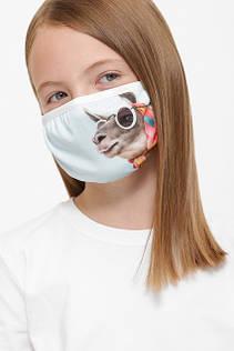 Дитячі захисні багаторазові маски