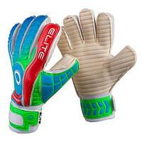 Вратарские перчатки Latex Foam REUSCH 8, Голубой