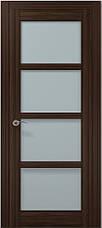 Двери Папа Карло, Полотно+коробка+ 2 к-та наличников+добор 100мм, Millenium, модель ML-32, фото 3