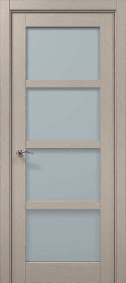 Двери Папа Карло, Полотно+коробка+ 2 к-та наличников+добор 100мм, Millenium, модель ML-32