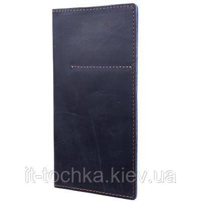 Мужской кожаный тревел-кейс dnk leather (ДНК  ЛЕЗЕР) dnktravel-hcol-k