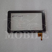 "Сенсор #111 7"" Prestigio PMP3570C/DNS Air Tab ES70 (FPC-TP070072(DR1334)-00 KDX ) black"