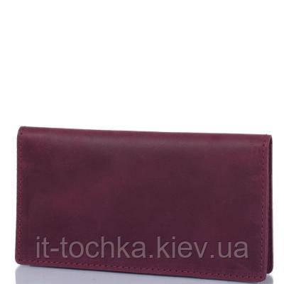 Женский кожаный тревел-кейс dnk leather (ДНК  ЛЕЗЕР) dnkbig-purse-col-l