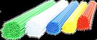 Пластиковые трубочки (палочки, держатели) для флажков, фото 1