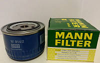 Фильтр масляный MANN W914/2 (ВАЗ 2108)