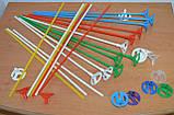 Палички, трубочки для прапорців і повітряних кульок, фото 3