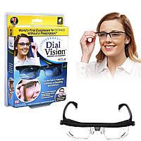 Очки с регулировкой линз от -6 до +3 Dial Vizion SKL11-236842