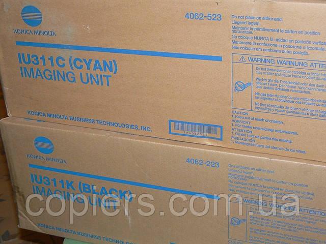 Imaging Unit  (IU311) Black, Konica Minolta Bizhub C 352/ C 300, оригинал