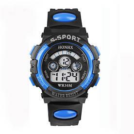 Часы детские наручные Yonix kids blue