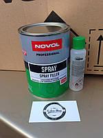 Шпатлевка NOVOL Spray (жидкая) 1,2 кг + отвердитель