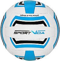 Мяч волейбольный для классического волейбола и активного отдыха SportVida SV-PA0035 Size 5 SKL41-227811
