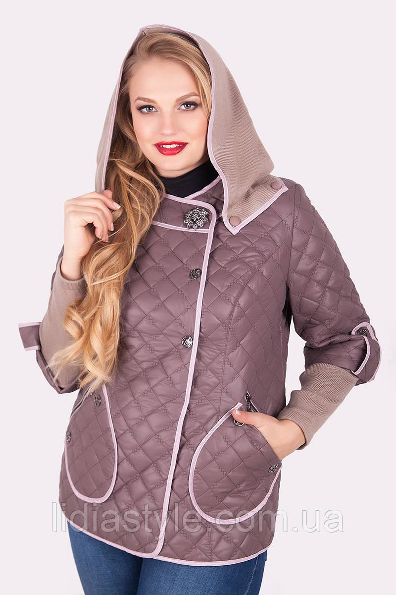 Куртка шоколадная 65-К