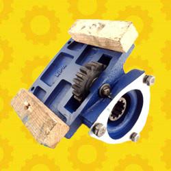 Пусковой двигатель модифицированный ПД-350Р без стартера