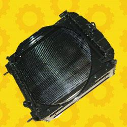 Радиатор ЮМЗ водяной  (латунь)