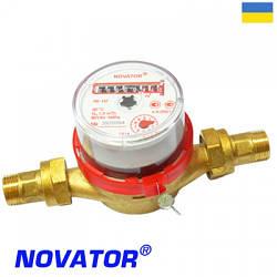 """Счетчик горячей воды Novator (Новатор) ЛК-15 Х 1/2"""""""