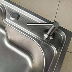 Дозатор для мыла врезной. Модель RD-3200