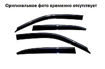 Дефлекторы оконJaquar XF Sd 2014   Ветровики Ягуар ХФ