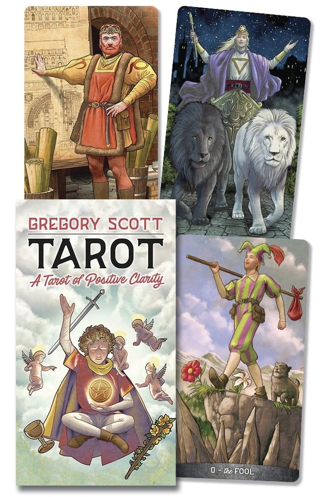Gregory Scott Tarot/ Таро Грегори Скотта