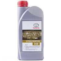 Трансмиссионное масло Toyota Dexron III 1л