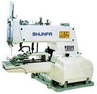 Промышленная пуговичная машина SHUNFA SF 373