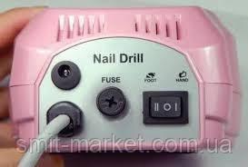 Фрезер для манікюру і педикюру Nail Drill 202, фото 2