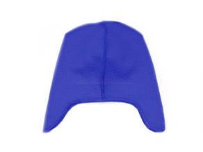 Подкладка для шапки с ушками_42см_Синяя