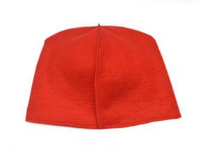 Подкладка для шапки_50см_Красный