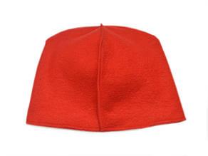 Флисовая подкладка для шапки 46,5 см, Красный