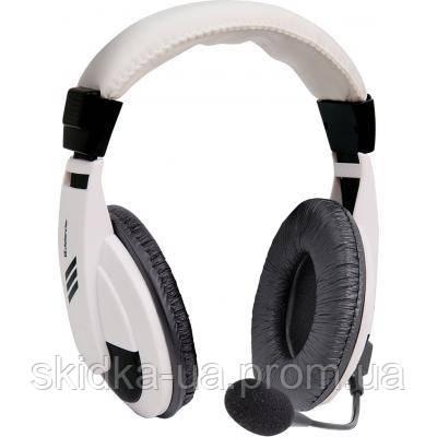Купить Наушники и гарнитуры, Наушники Defender Gryphon HN-750 White (63747)