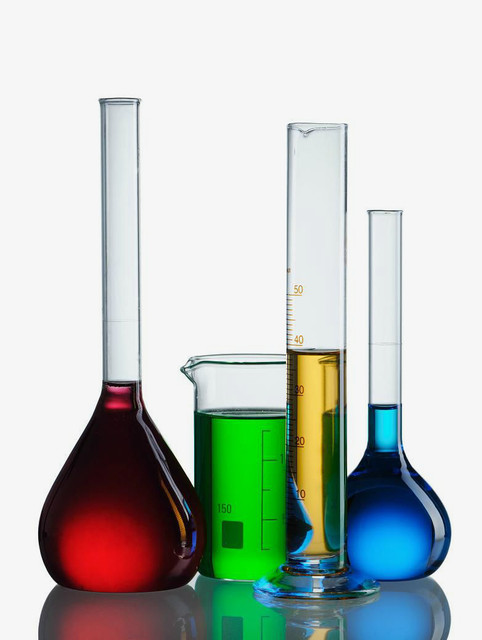 Жидкие органические и неорганические реактивы