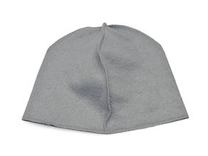Флисовая подкладка для шапки 46,5см, Серый