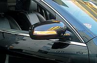 Корпуса боковых зеркал с повторителями поворотов Renault Latitude(Kabis)
