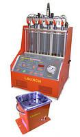 Установка для диагностики и чистки форсунок  CNC-602A