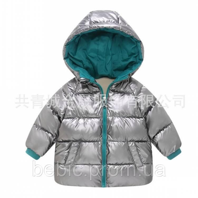 Демисезонная курточка для мальчика  Размер: 110 см