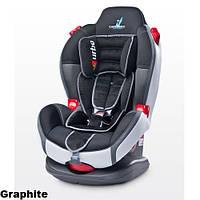Детское автокресло Caretero Sport Turbo 1-2 ( от 9 до 25 кг)  Graphite