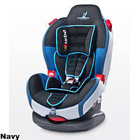 Детское автокресло Caretero Sport Turbo 1-2 ( от 9 до 25 кг)  Navy