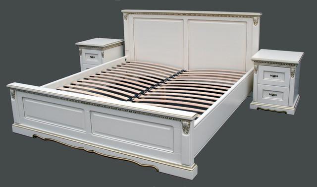 Кровати из натурального дерева L