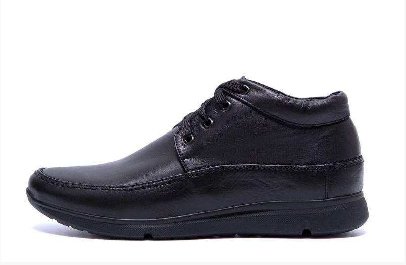 Чоловічі зимові шкіряні кросівки натуральної шкіри VanKrist р. 41 42 43