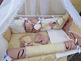 """Комплект """"Classic"""" в детскую кроватку, фото 2"""
