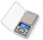 Карманные ювелирные весы Domotec ACS MS-1724 500g/0.01g с подсветкой, фото 2