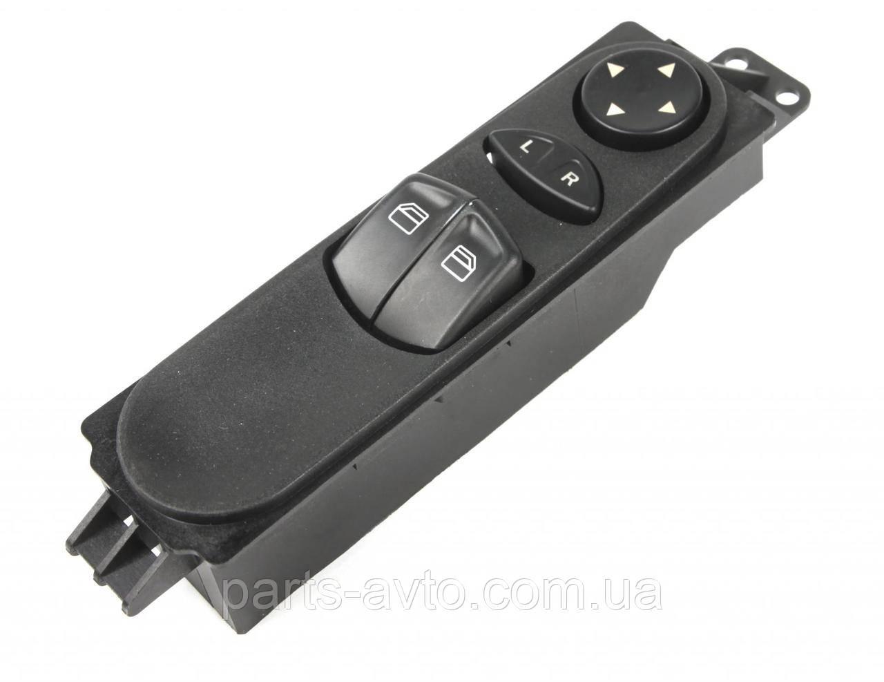 Кнопка стеклоподъемника левая блок  Mercedes Vito W639 03-  AUTOTECHTEILE 100 5520, 6395450113, 6395450913
