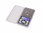 Карманные ювелирные весы Domotec ACS 200gr/0.01g MS 1724B, фото 3