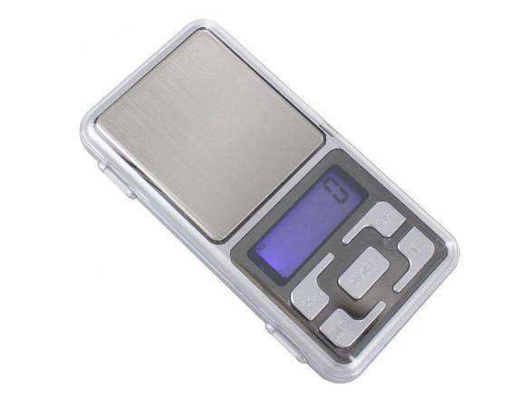 Карманные ювелирные весы Domotec ACS 500g/0.1g MS 1724C