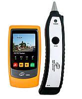 Тестер CCTV для IP камер видеонаблюдения (PAL/NTSN) BENETECH GM61, фото 1